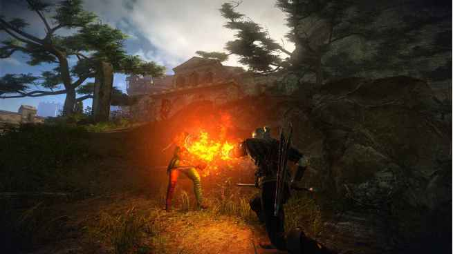 The Witcher 2 Assassins of Kings Enhanced Edition Steam cdkey Global
