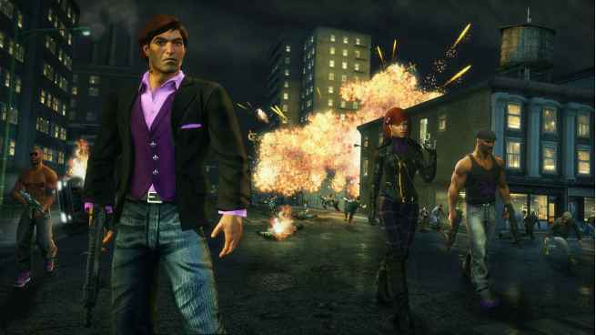 Saints Row the Third - The Full Package Steam cdkey