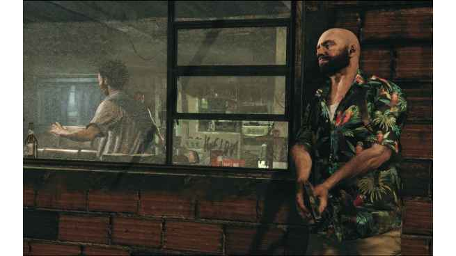 Max Payne 3 Steam cdkey