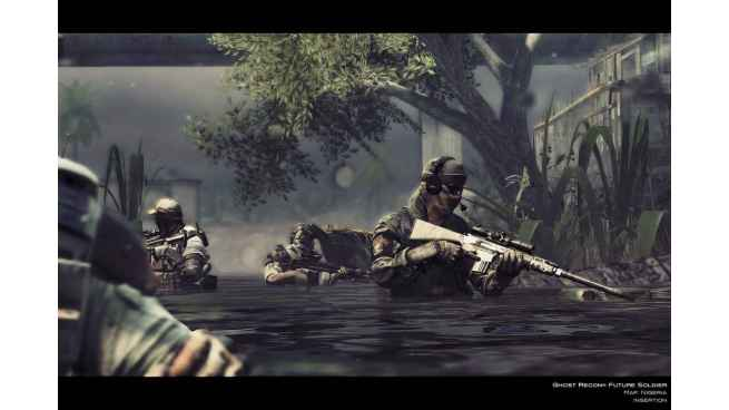 Ghost Recon Future Soldier Deluxe Edition Uplay cdkey