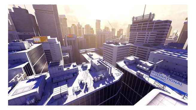 Mirror's Edge Origin cdkey