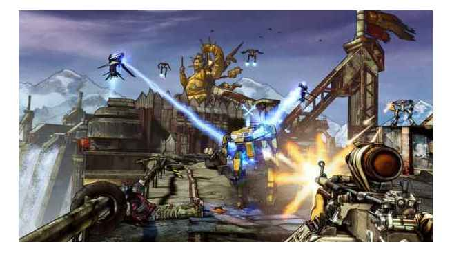 Borderlands 2 Steam cdkey