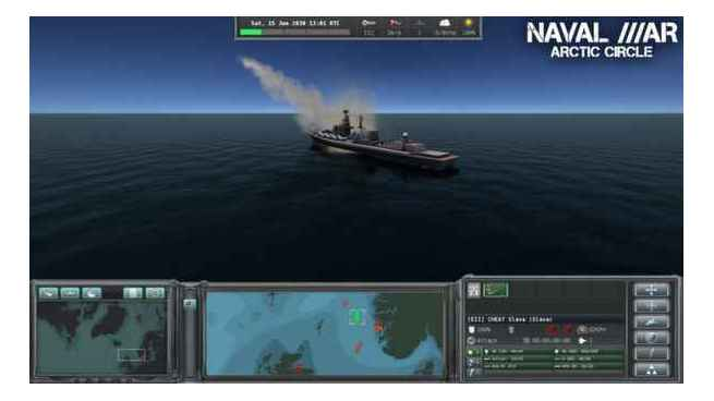 Naval War: Arctic Circle Steam cdkey