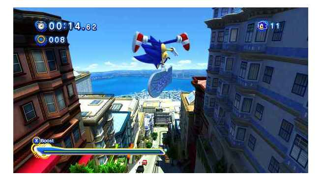 Sonic Generations Steam cdkey