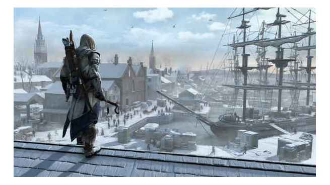 Assassin's Creed 3 Deluxe Edition Uplay cdkey