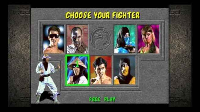Mortal Kombat Arcade Kollection Steam cdkey