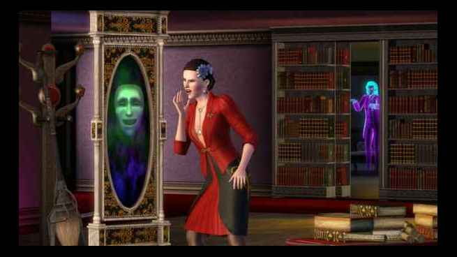 Sims 3 Supernatural (DLC) Origin cdkey