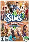 Sims 3 Adventures Origin DLC