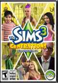 Sims 3 Generations Origin DLC