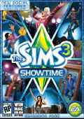 Sims 3 Showtime Origin DLC