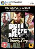 Grand Theft Auto IV Complete Collection PC GAME Region Free