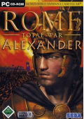 Rome Total War Alexander Expansion DLC