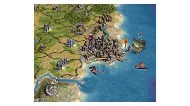 Sid Meiers Civilization IV The Complete Edition Steam cdkey