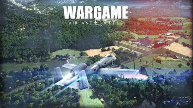 Wargame Airland Battle Steam cdkey