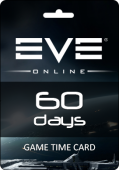EVE Online Gametime Card 60 days