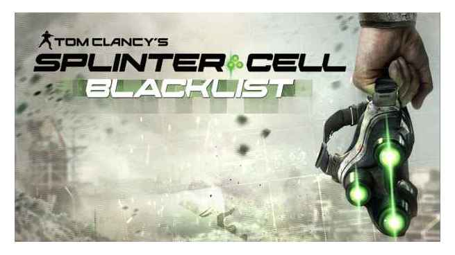 Tom Clancy's Splinter Cell BLACKLIST Deluxe Edition Uplay cdkey