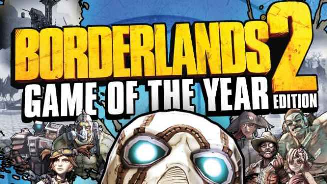 Borderlands 2 Game of the Year Steam cdkey
