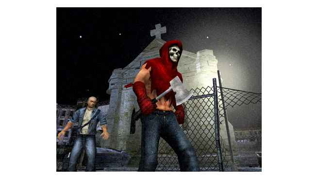 Manhunt Steam cdkey