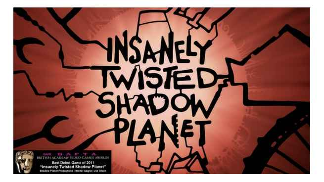 Insanely Twisted Shadow Planet Steam cdkey
