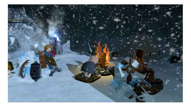LEGO: Lord of the Rings Steam cdkey