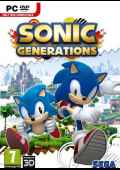 Sonic Generations PC GAME Steam Digital Download Region Free