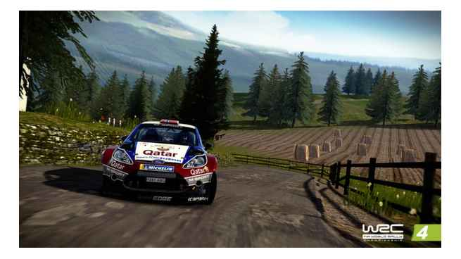 WRC: FIA World Rally Championship 4 Steam cdkey
