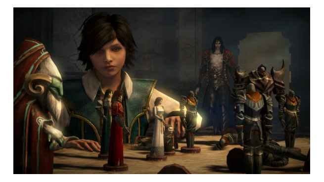 Castlevania Lords of Shadow 2 Steam version (Demo)