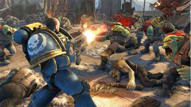 Warhammer 40,000 Space Marine Steam cdkey Global