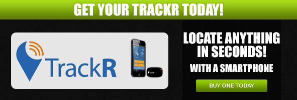 Fine any lose item in seconds using Wallet TrackR