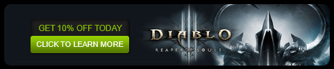 Buy Diablo 3 Reaper of Souls Expansion (DLC) Blizzard cdkey